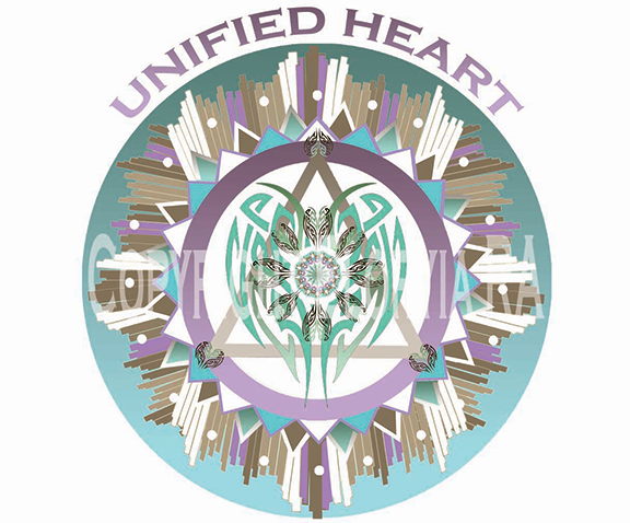 Unified Universal Heart Decal