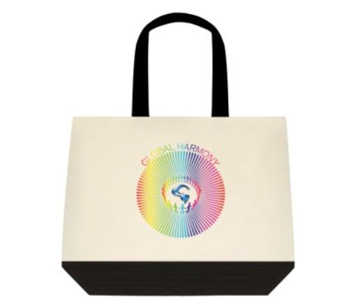 Global Harmony Tote Bag