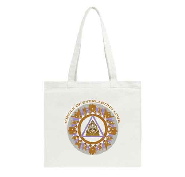 Circle of Everlasting Love Tote Bag