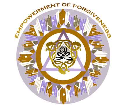 Empowerment of Forgiveness Window Decal