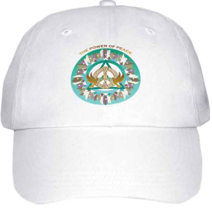 The Power of Peace Hat